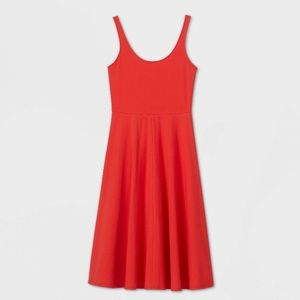 NWT A New Day Red Ballet Dress. Size XL.